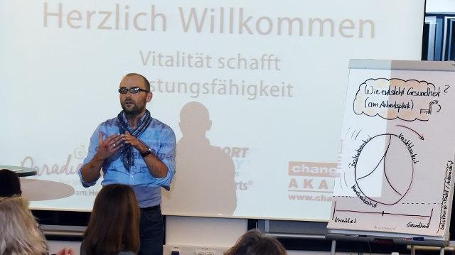 Peter Reitz ist Coach und Trainer aus Gelnhausen